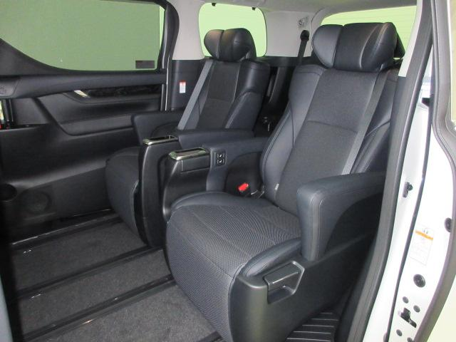 2.5S Cパッケージ 新車 モデリスタフルエアロ サンルーフ フリップダウンモニター 3眼LEDヘッドライト シーケンシャルウィンカー ディスプレイオーディオ 両側電動スライドパワーバックドア レザーシート 電動オットマン(76枚目)