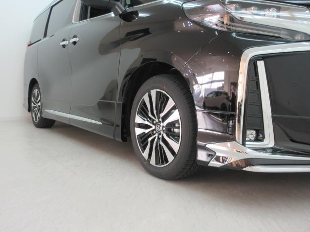 2.5S Cパッケージ 新車 モデリスタフルエアロ サンルーフ フリップダウンモニター 3眼LEDヘッドライト シーケンシャルウィンカー ディスプレイオーディオ 両側電動スライドパワーバックドア レザーシート 電動オットマン(45枚目)