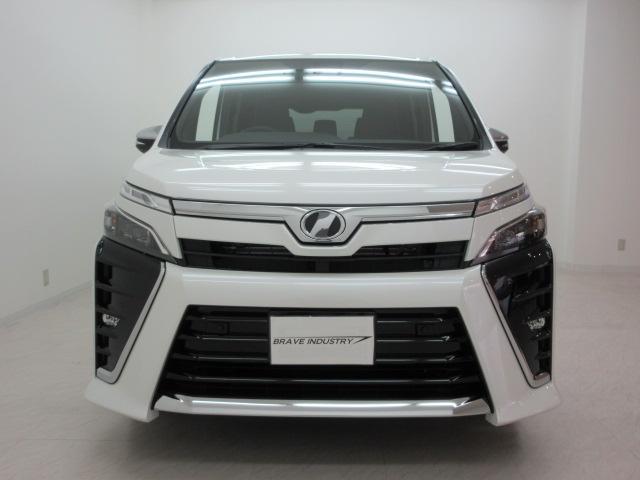 ZS 煌III 新車 7人 ハーフレザー LEDルームランプ 衝突防止安全ブレーキ インテリジェントクリアランスソナー 両側電動スライド LEDヘッドLEDフォグランプ セーフティセンス レーンディパーチャーアラート(2枚目)