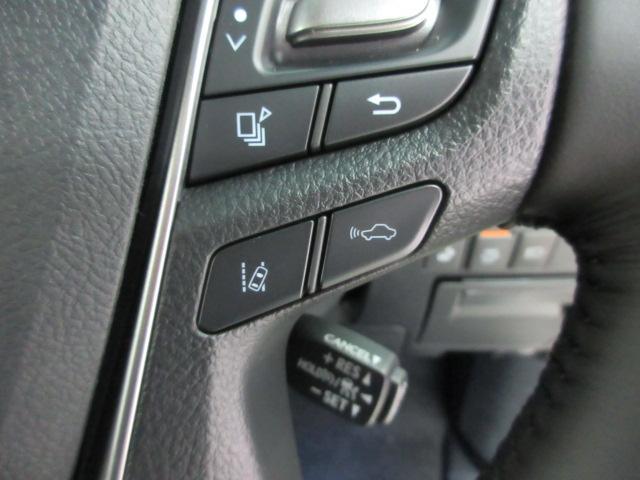 2.5S タイプゴールドII 新車 フリップダウンモニター 3眼LEDヘッドシーケンシャル ディスプレイオーディオ 両側電動スライド パワーバックドア ハーフレザーシート オットマン レーントレーシング バックカメラ コンセント(11枚目)
