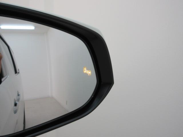 2.5S タイプゴールドII 新車 サンルーフ デジタルインナーミラー BSM 3眼LEDヘッド シーケンシャルウィンカー  ディスプレイオーディオ 両側電動スライド パワーバックドア ハーフレザー オットマン レーントレーシング(13枚目)