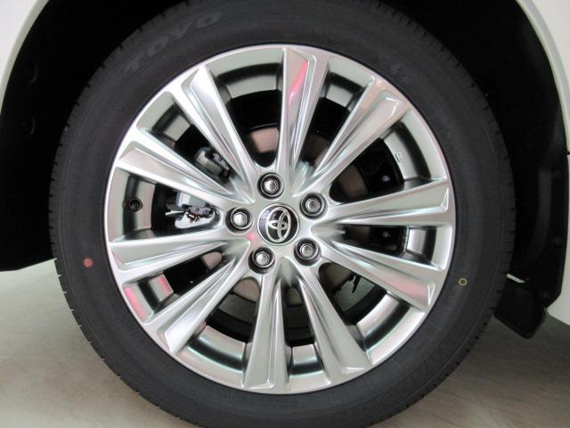 2.5S タイプゴールドII 新車 サンルーフ デジタルインナーミラー BSM 3眼LEDヘッド シーケンシャルウィンカー  ディスプレイオーディオ 両側電動スライド パワーバックドア ハーフレザー オットマン レーントレーシング(14枚目)