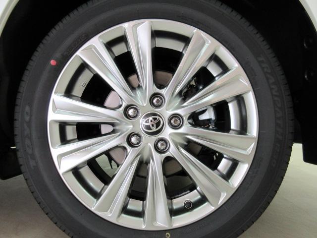 2.5S タイプゴールドII 新車 サンルーフ デジタルインナーミラー BSM 3眼LEDヘッド シーケンシャルウィンカー  ディスプレイオーディオ 両側電動スライド パワーバックドア ハーフレザー オットマン レーントレーシング(38枚目)