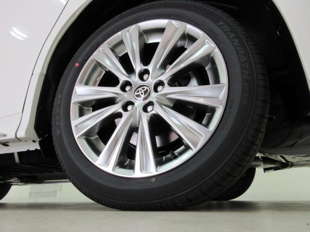 2.5S タイプゴールドII 新車 サンルーフ デジタルインナーミラー BSM 3眼LEDヘッド シーケンシャルウィンカー  ディスプレイオーディオ 両側電動スライド パワーバックドア ハーフレザー オットマン レーントレーシング(39枚目)
