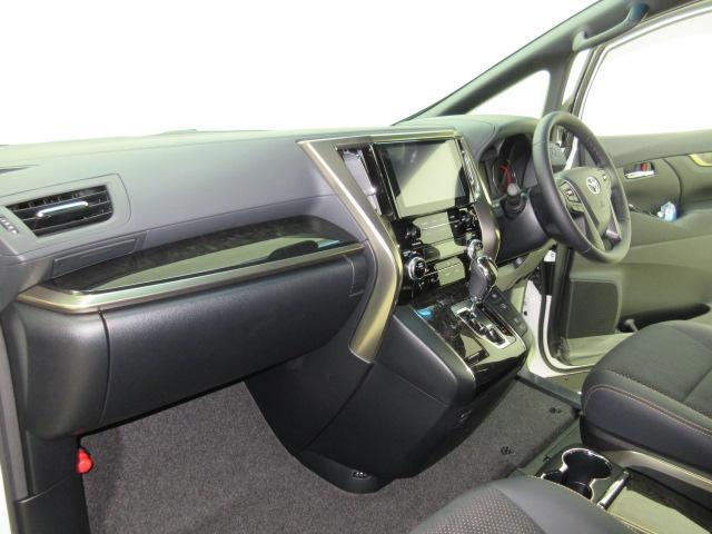 2.5S タイプゴールドII 新車 サンルーフ デジタルインナーミラー BSM 3眼LEDヘッド シーケンシャルウィンカー  ディスプレイオーディオ 両側電動スライド パワーバックドア ハーフレザー オットマン レーントレーシング(71枚目)