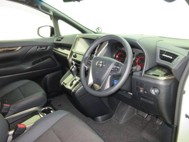 2.5S タイプゴールドII 新車 サンルーフ デジタルインナーミラー BSM 3眼LEDヘッド シーケンシャルウィンカー  ディスプレイオーディオ 両側電動スライド パワーバックドア ハーフレザー オットマン レーントレーシング(77枚目)