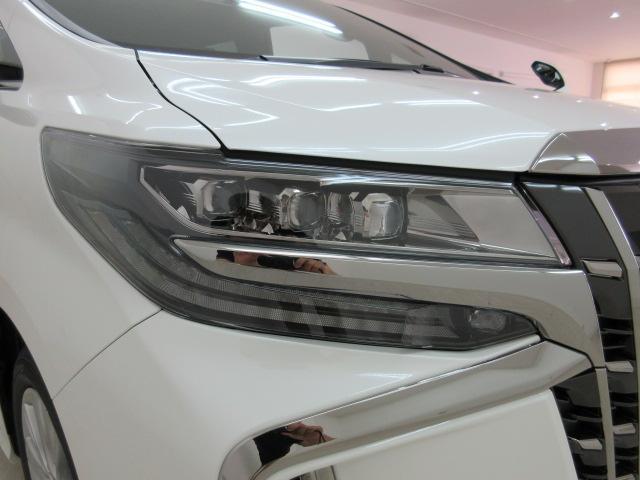 2.5S タイプゴールドII 新車 サンルーフ 3眼LEDヘッドライト シーケンシャルウィンカー ディスプレイオーディオ 両側電動スライド パワーバックドア ハーフレザーシート オットマン レーントレーシング バックカメラ(46枚目)
