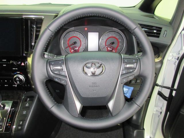 2.5S タイプゴールドII 新車 モデリスタエアロ 3眼LEDヘッドシーケンシャルウィンカー ディスプレイオーディオ 両側電動スライド パワーバック ハーフレザー オットマン レーントレーシング Bカメラ 100Vコンセント(68枚目)