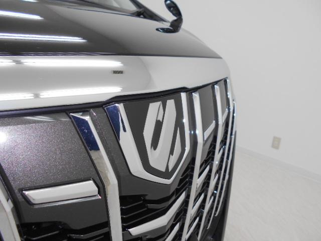 2.5S Cパッケージ 新車 サンルーフ フリップダウンモニター 3眼LEDヘッド シーケンシャル ディスプレイオーディオ 両側電動スライド パワーバックドア ブラックレザーシート オットマン レーントレーシング(16枚目)