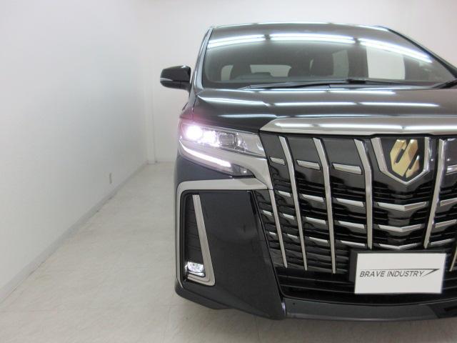 2.5S タイプゴールドII 新車 サンルーフ 3眼LEDヘッドライト シーケンシャルウィンカー ディスプレイオーディオ 両側電動スライド パワーバックドア ハーフレザーシート オットマン レーントレーシング バックカメラ(15枚目)