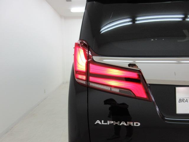 2.5S タイプゴールドII 新車 サンルーフ 3眼LEDヘッドライト シーケンシャルウィンカー ディスプレイオーディオ 両側電動スライド パワーバックドア ハーフレザーシート オットマン レーントレーシング バックカメラ(17枚目)