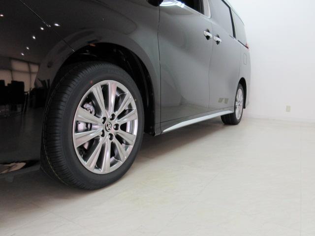 2.5S タイプゴールドII 新車 サンルーフ 3眼LEDヘッドライト シーケンシャルウィンカー ディスプレイオーディオ 両側電動スライド パワーバックドア ハーフレザーシート オットマン レーントレーシング バックカメラ(40枚目)