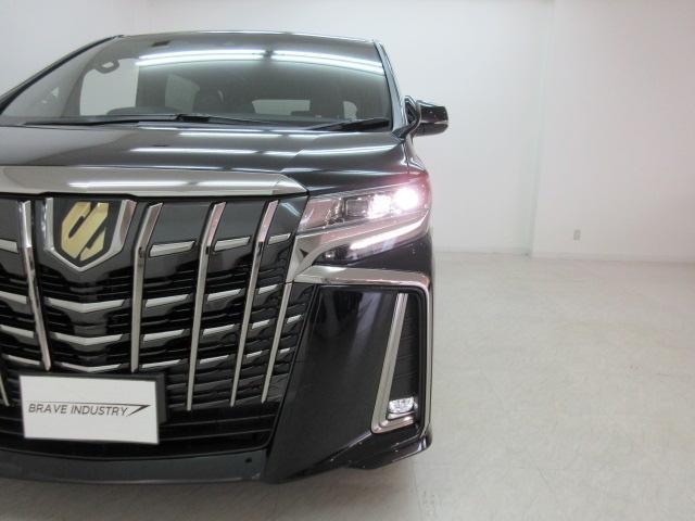 2.5S タイプゴールドII 新車 サンルーフ 3眼LEDヘッドライト シーケンシャルウィンカー ディスプレイオーディオ 両側電動スライド パワーバックドア ハーフレザーシート オットマン レーントレーシング バックカメラ(49枚目)