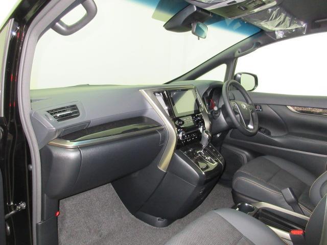 2.5S タイプゴールドII 新車 サンルーフ 3眼LEDヘッドライト シーケンシャルウィンカー ディスプレイオーディオ 両側電動スライド パワーバックドア ハーフレザーシート オットマン レーントレーシング バックカメラ(71枚目)