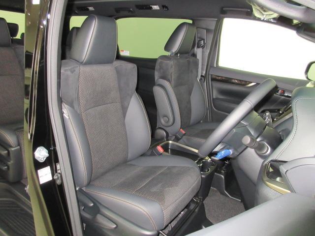 2.5S タイプゴールドII 新車 サンルーフ 3眼LEDヘッドライト シーケンシャルウィンカー ディスプレイオーディオ 両側電動スライド パワーバックドア ハーフレザーシート オットマン レーントレーシング バックカメラ(78枚目)
