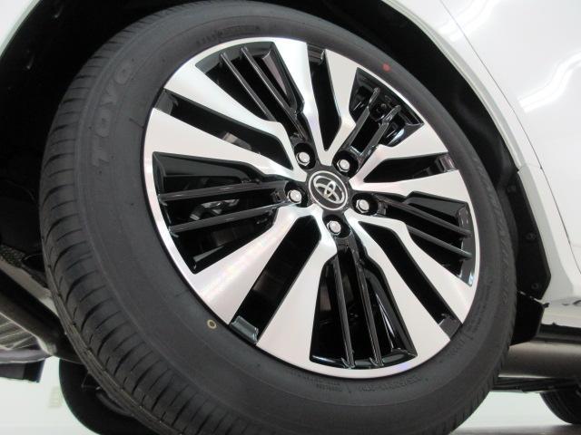 2.5S Cパッケージ 新車 モデリスタエアロ 3眼LEDヘッドライト シーケンシャルウィンカー 両側電動スライド パワーバックドア ブラックレザー レーントレーシング 衝突防止安全ブレーキ レーダークルーズ(39枚目)