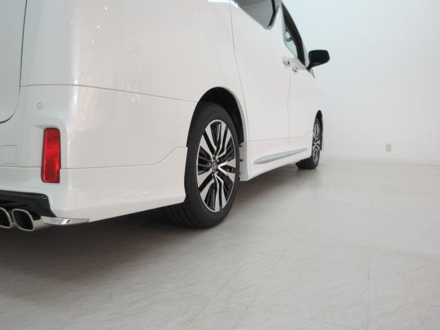 2.5S Cパッケージ 新車 モデリスタエアロ 3眼LEDヘッドライト シーケンシャルウィンカー 両側電動スライド パワーバックドア ブラックレザー レーントレーシング 衝突防止安全ブレーキ レーダークルーズ(44枚目)