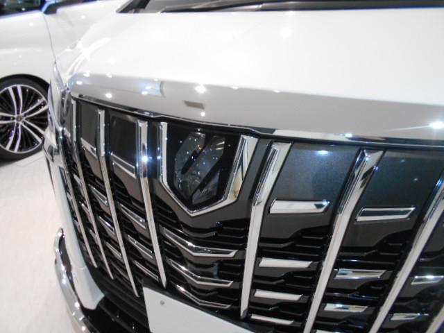 2.5S Cパッケージ 新車 モデリスタエアロ 3眼LEDヘッドライト シーケンシャルウィンカー 両側電動スライド パワーバックドア ブラックレザー レーントレーシング 衝突防止安全ブレーキ レーダークルーズ(48枚目)