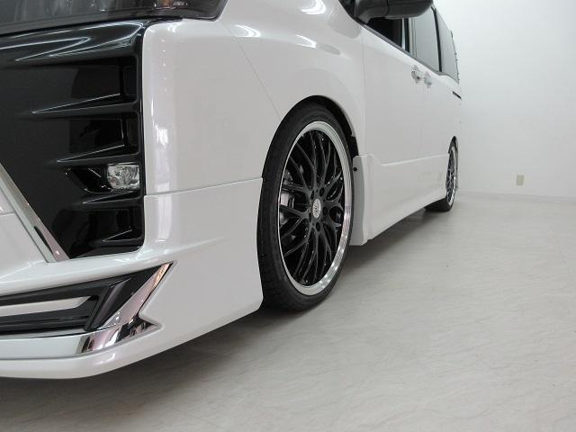 ZS 煌III 新車 7人 モデリスタエアロ TEIN車高調 19インチアルミ ハーフレザー 衝突防止ブレーキ クリアランスソナー 両側電動スライド LEDヘッドフォグ セーフティセンス レーンディパーチャー(40枚目)