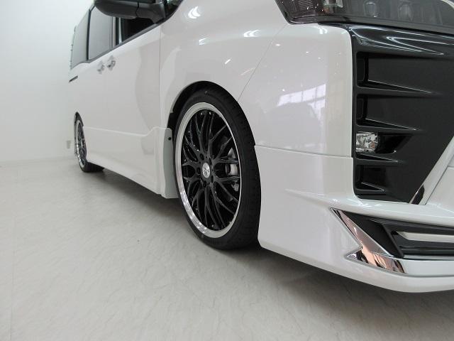 ZS 煌III 新車 7人 モデリスタエアロ TEIN車高調 19インチアルミ ハーフレザー 衝突防止ブレーキ クリアランスソナー 両側電動スライド LEDヘッドフォグ セーフティセンス レーンディパーチャー(45枚目)