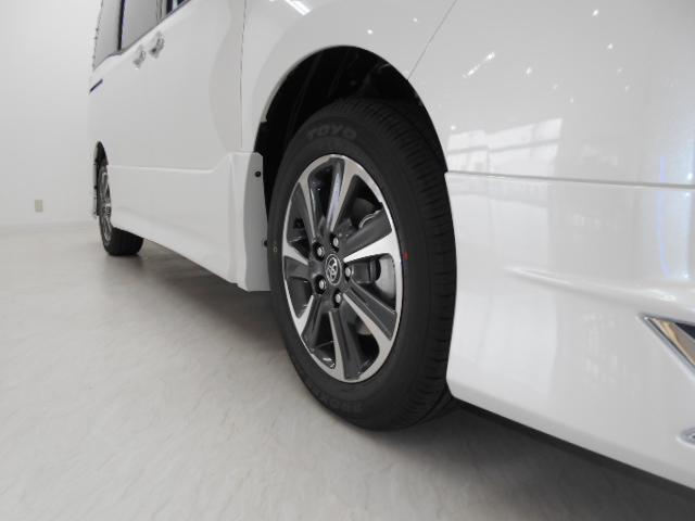 ZS 煌III 新車 7人乗り モデリスタエアエロ ハーフレザー LED室内灯 LEDヘッド 衝突防止ブレーキ インテリジェントクリアランスソナー 両側電動スライド セーフティセンス レーンディパーチャーアラート(26枚目)