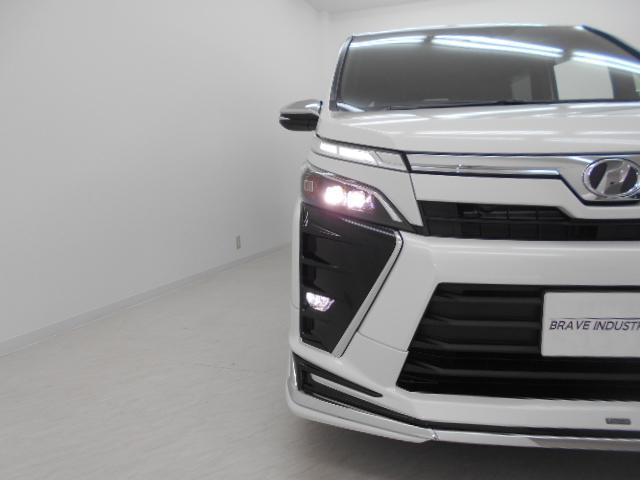 ZS 煌III 新車 7人乗り モデリスタエアエロ ハーフレザー LED室内灯 LEDヘッド 衝突防止ブレーキ インテリジェントクリアランスソナー 両側電動スライド セーフティセンス レーンディパーチャーアラート(48枚目)