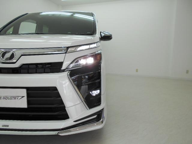 ZS 煌III 新車 7人乗り モデリスタエアエロ ハーフレザー LED室内灯 LEDヘッド 衝突防止ブレーキ インテリジェントクリアランスソナー 両側電動スライド セーフティセンス レーンディパーチャーアラート(49枚目)