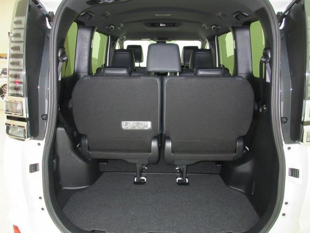 ZS 煌III 新車 7人乗り モデリスタエアエロ ハーフレザー LED室内灯 LEDヘッド 衝突防止ブレーキ インテリジェントクリアランスソナー 両側電動スライド セーフティセンス レーンディパーチャーアラート(75枚目)