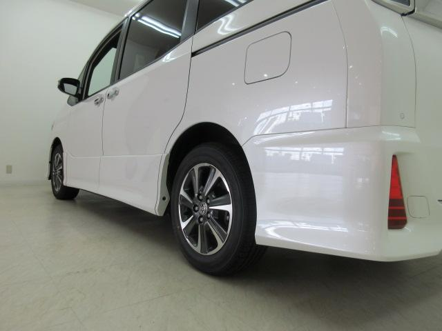 ZS 煌III 新車 7人 ハーフレザー LEDルームランプ 衝突防止安全ブレーキ インテリジェントクリアランスソナー 両側電動スライド LEDヘッドLEDフォグランプ セーフティセンス レーンディパーチャーアラート(35枚目)
