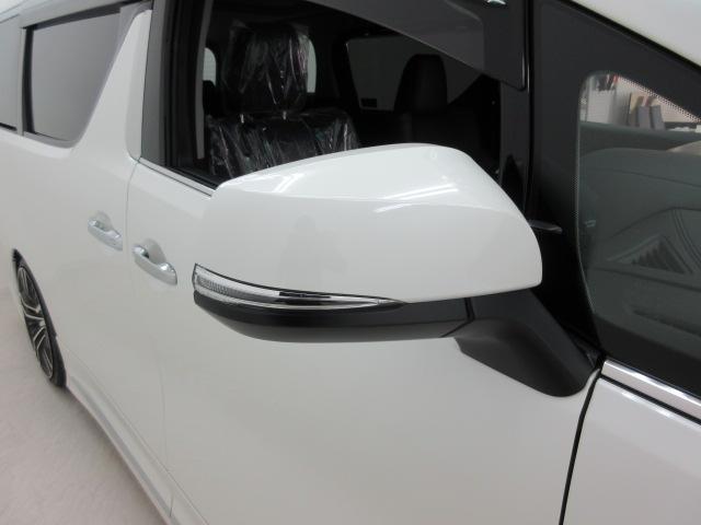 2.5S Cパッケージ 新車 フリップダウンモニター 3眼LEDヘッドライト シーケンシャルウィンカー ディスプレイオーディオ 両側電動スライド パワーバックドア オットマン レーントレーシング レザーシート 電動オットマン(50枚目)