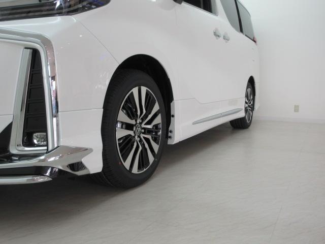 2.5S Cパッケージ 新車 モデリスタフルエアロ サンルーフ フリップダウンモニター 3眼LEDヘッドライト シーケンシャルウィンカー ディスプレイオーディオ 両側電動スライドパワーバックドア レザーシート 電動オットマン(40枚目)