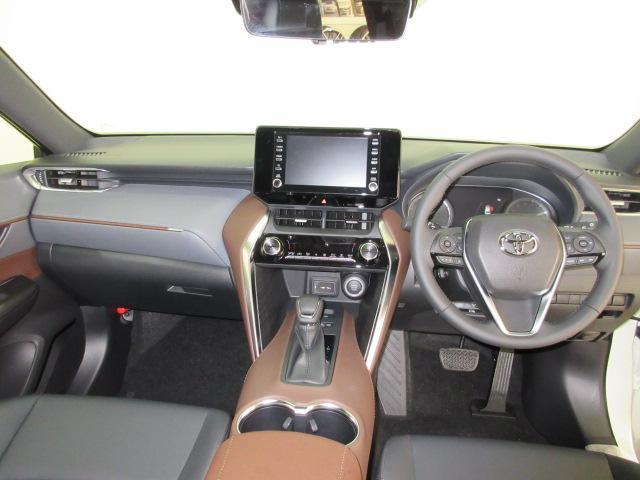 G 新車 内装ブラウン モデリスタGRAN BLAZE デジタルインナーミラー 前後ドライブレコーダー パワーバック ハーフレザー Bカメラ LEDヘッドライトLEDフォグランプ 衝突防止安全ブレーキ(7枚目)