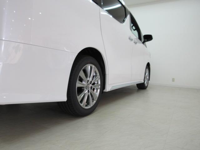 2.5S タイプゴールドII 新車 3眼LEDヘッドライトシーケンシャルウィンカー ディスプレイオーディオ 両側電動スライド パワーバックドア ハーフレザーシート オットマン レーントレーシング バックカメラ 100Vコンセント(47枚目)