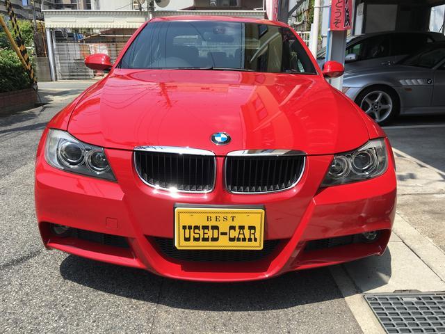 BMW BMW 320i Mスポーツパッケージ パワーシート ETC HID