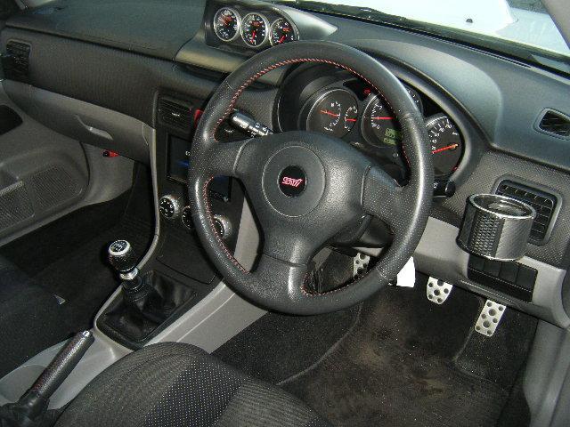 スバル フォレスター STiバージョン オーリンズ車高調 Tベルト交換済