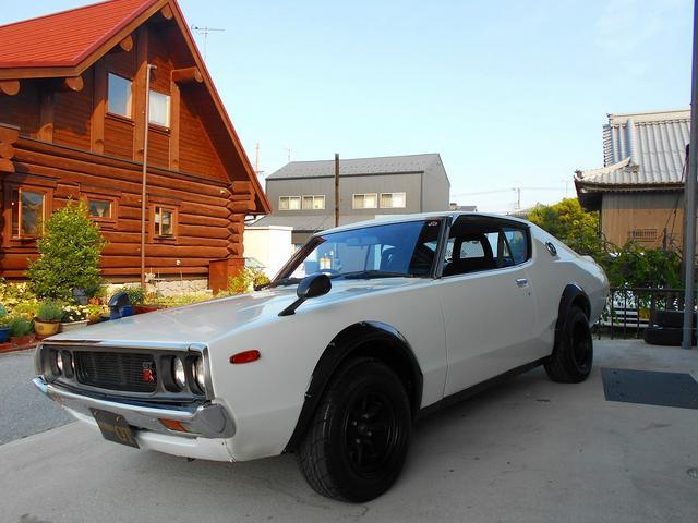 ケンメリ 前期 GTR仕様(4枚目)