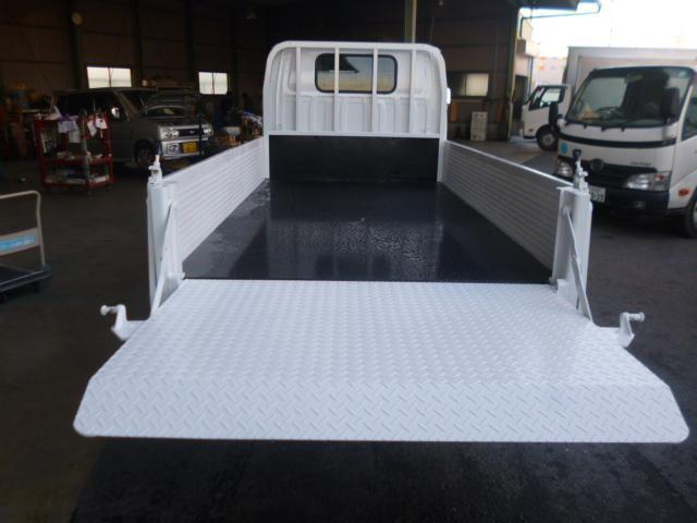 マツダ タイタントラック 2tショート平 アーム式パワーゲート付き