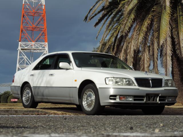 日産 シーマ 41LX当店管理ユーザー様買取車 程度良好 整備充実