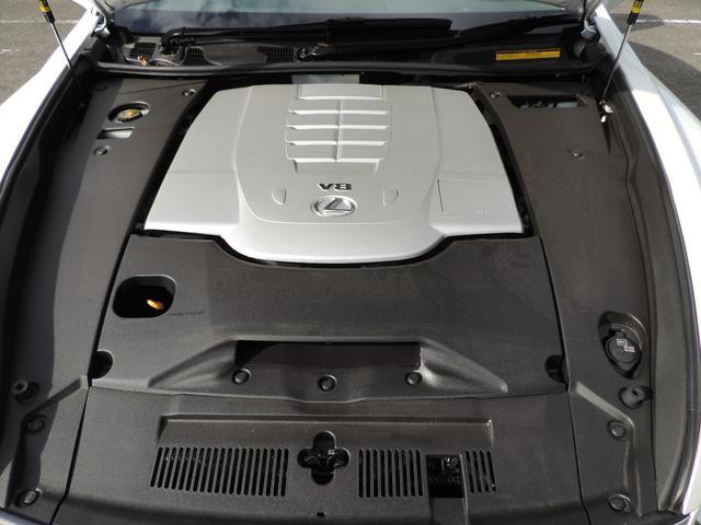 レクサス LS LS460 バージョンC Iパッケージ ワンオーナー保証付き