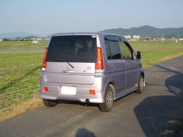 「ホンダ」「ライフ」「コンパクトカー」「滋賀県」の中古車2