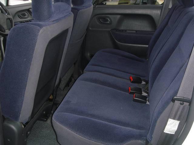 スズキ ワゴンRソリオ 1.3 4WD ETC