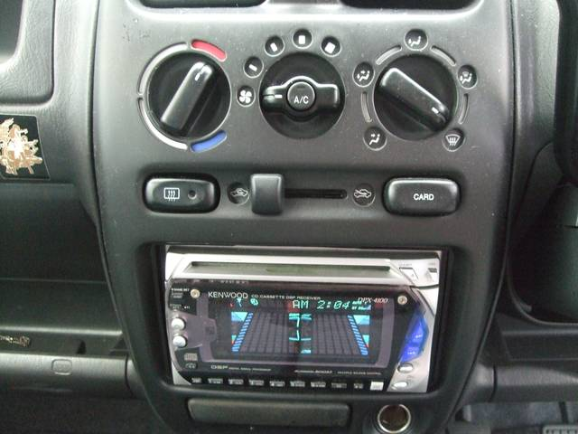 マツダ AZワゴン FM