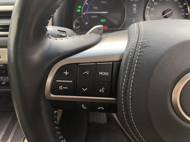 GS300h バージョンL 純正ナビ 三眼LEDヘッドライト ワンオーナー メモリー機能付パワーシート 前席シートエアコン 全席シートヒーター サンルーフ アダプティブクルーズコントロール ETC2.0 障害物センサー ドラレコ(14枚目)