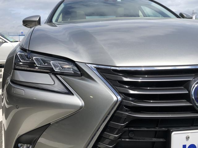 GS300h バージョンL 純正ナビ 三眼LEDヘッドライト ワンオーナー メモリー機能付パワーシート 前席シートエアコン 全席シートヒーター サンルーフ アダプティブクルーズコントロール ETC2.0 障害物センサー ドラレコ(48枚目)