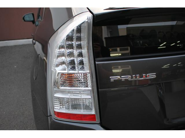 トヨタ プリウス S LEDエディション 新品車高調 新品19AW HDD