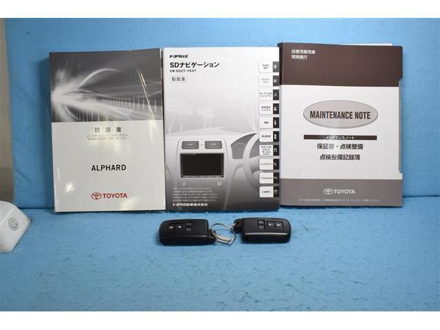 2.5X フルセグ DVD再生 バックカメラ ETC 両側電動スライド LEDヘッドランプ 乗車定員 8人  3列シート(20枚目)