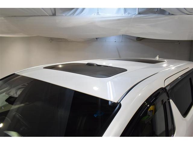 2.5S Aパッケージ サンルーフ フルセグ DVD再生 後席モニター バックカメラ 衝突被害軽減システム ETC 両側電動スライド LEDヘッドランプ 乗車定員7人 3列シート(7枚目)