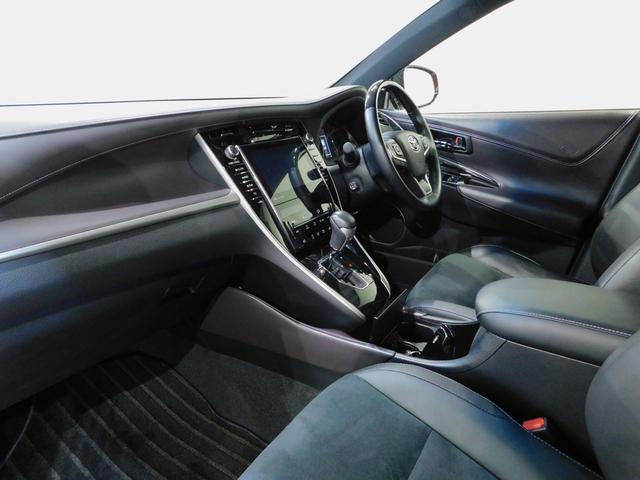 トヨタ ハリアー プレミアム アドバンスドパッケージ スタイルモーヴ 安全装備