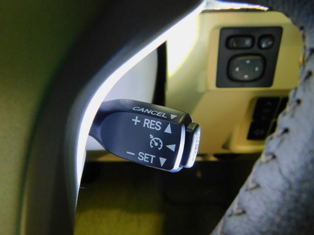 【オートクルーズコントロール】一度セットすればアクセルを踏まずに一定の速度で走行可能!長距離の高速走行時の疲労軽減や燃費に役にたちます。