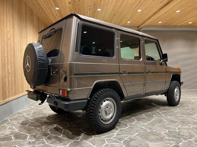 300GE ロング 6MT コンヴァージョン エンジンO/H 外装 W460コンバージョン+レストア(7枚目)